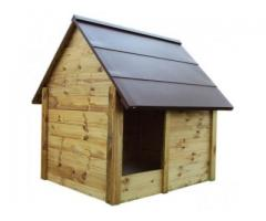 Wooden Dog Kennels and dog houses for sale