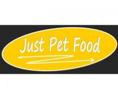 Just Pet Food, Free delivery online store.