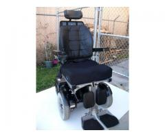 USED PERMOBIL CHAIRMAN 2K AUTOMATIC ELECTRIC POWERED WHEELCHAI